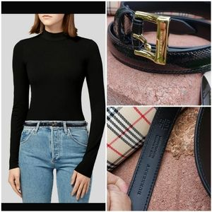 Authentic BURBERRY belt